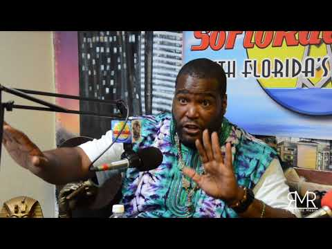 Dr Umar Johnson Talks Dred scott case