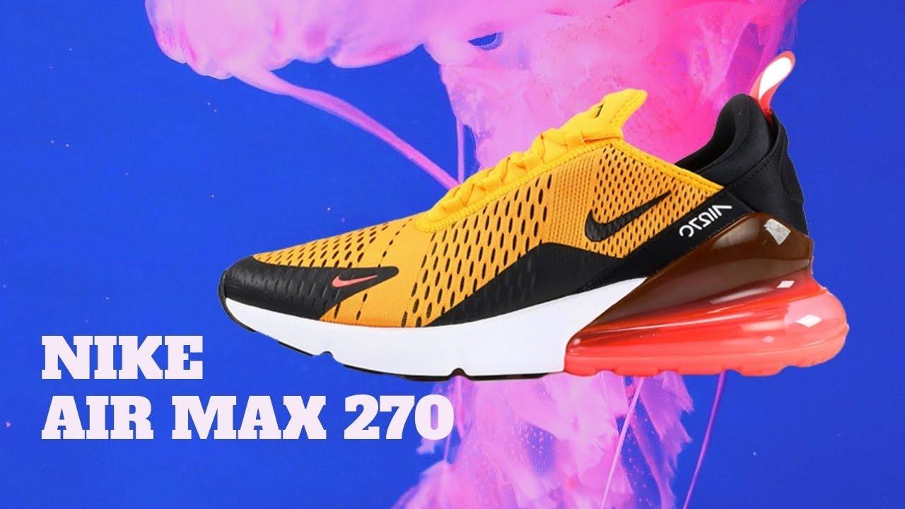 9c2eb962 Кроссовки NIKE AIR MAX 270: как распознать подделку - YouTube