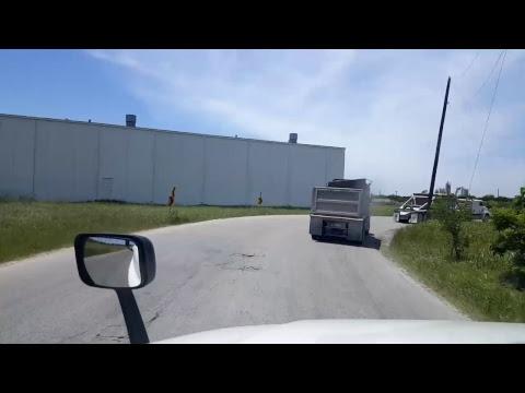 BigRigTravels LIVE! - Waco, Texas towards San Antonio - Interstate 35 South - April 27, 2017