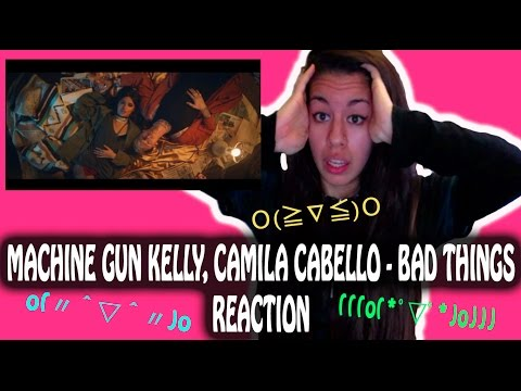 Machine Gun Kelly, Camila Cabello - Bad...