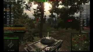 Пробный стрим по World of Tanks