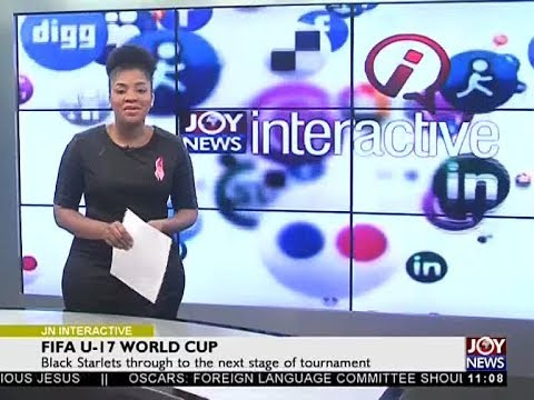 FIFA U-17 World Cup - Joy News Interactive (19-10-17)