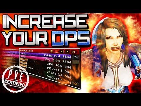 How to Sim for Best Damage: WoW BfA DPS Sim