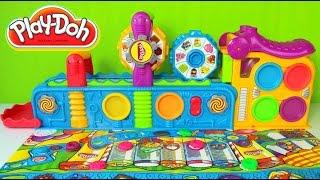 Plastilina Play-Doh Super Mega Fun Factory Juguetes Play Doh en Español