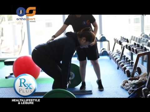 RX PLUS - BEAUTY AND WELLNESS; ORTHOSPORT MANILA