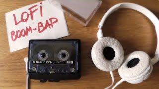 LOFI Boom Bap - '90s Hip-Hop Beat Tape - Akai MPC original sound