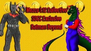 Mezco 1:12 Collective SDCC Exclusive Batman Beyond Review