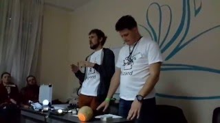 Электроника на ролевых играх, группа Wizard, Юкон 2015