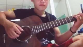 Mong kiếp sau vẫn là anh em cover guitar