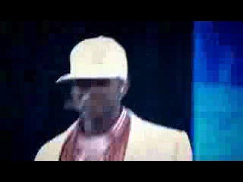 usher singing Yeah! live at ATL with ludacris and lil john