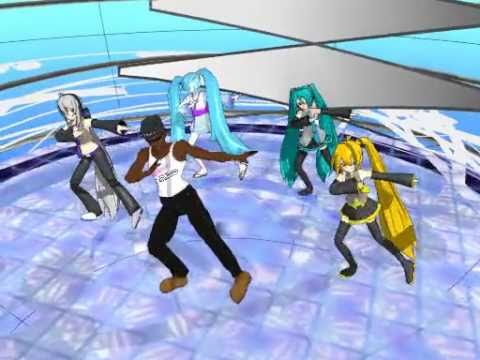 Mmd Kinect Here Comes The Hammer