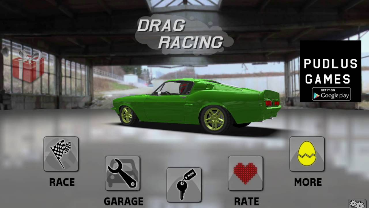 Extreme Drag Racing game for iPhone 2018