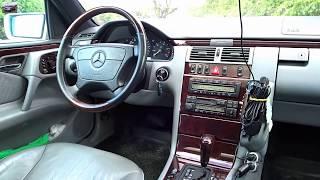 Нұсқаулық,климат-бақылау, Mercedes-Benz W140/W208/W210