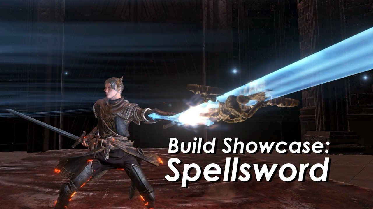 Dark Souls  Spellsword Build