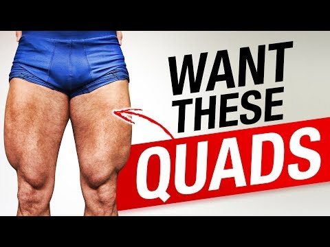 3 Quad Exercises For Skinny Guys & HARDGAINERS!