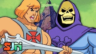 He-Man Movie Coming From Batman v Superman Scribe (Masters of the Universe)