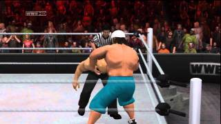 WWE Monday Night Raw: Tubby Emu vs. The Rock - Helping People (SvR 2011)