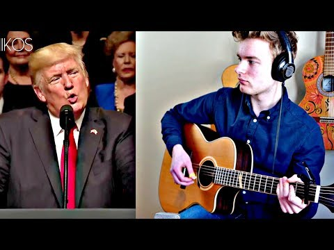 Camila Cabello - Havana (ACOUSTIC cover by Donald Trump)