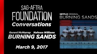 Conversations with BURNING SANDS