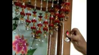 Repeat youtube video How to make a kundan motif to decorate the pooja room