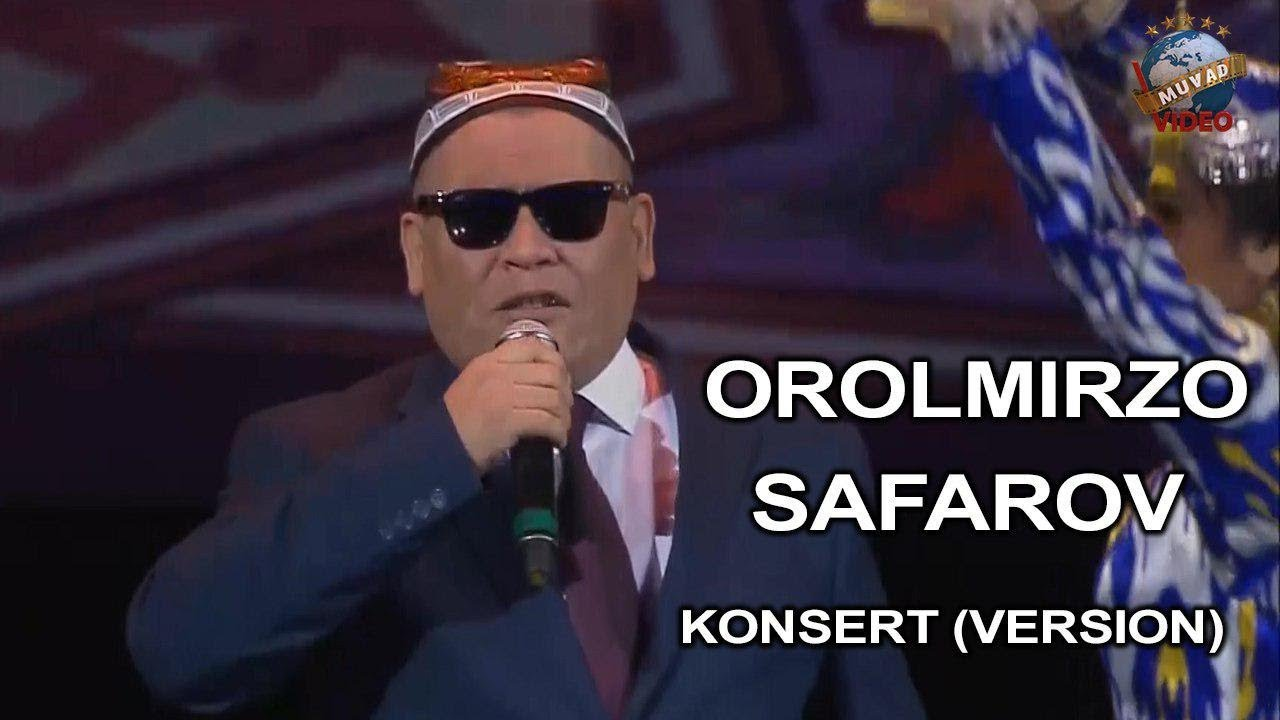 Orolmirzo Safarov - Surating, Izxor (Konsert version 2018)
