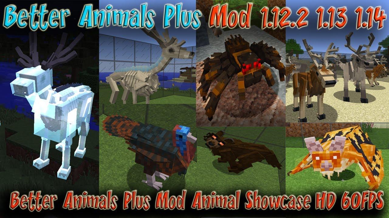 Better Animals Plus - Mods - Minecraft - CurseForge