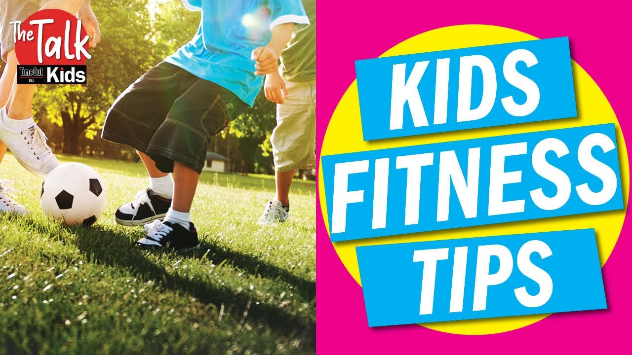 How to keep the kids active while schools are closed