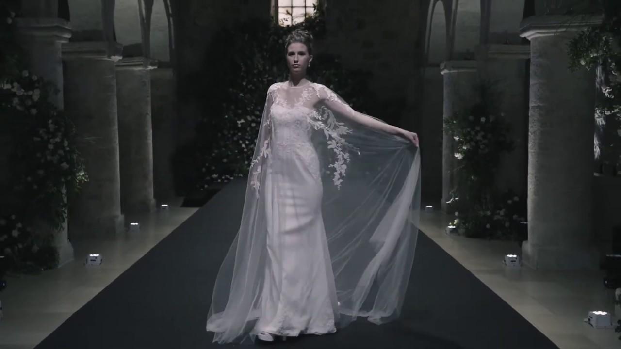 Sfilata a porte chiuse per la collezione sposa 2021 di Enzo Miccio