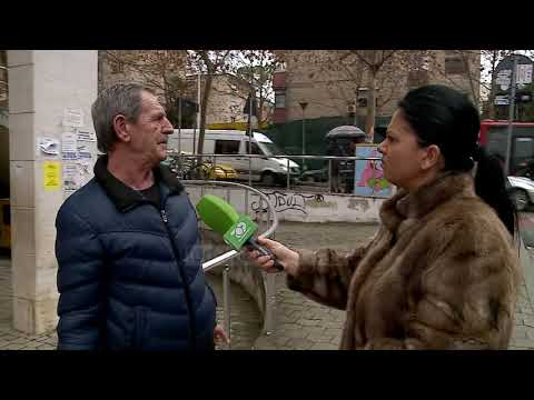 Peticion: Duam mbikalim; Banorët e rrugës së aksidenteve në Tiranë: Rrezikohemi çdo ditë