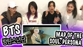 Download [KPOP REACTION] BTS 방탄소년단 -- MAP OF THE SOUL : PERSONA 'Persona' Comeback Trailer Mp3