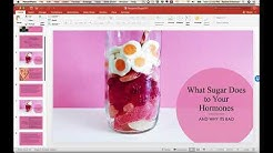 Done Fo You for Health Coaches -  How to Quit Sugar Workshop by Rachel Feldman
