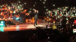 Marc Anthony Vivir Mi Vida Performance