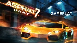 Asphalt 7 Heat Gameplay PC Xbox games