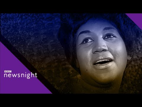 Aretha Franklin remembered - BBC Newsnight Mp3