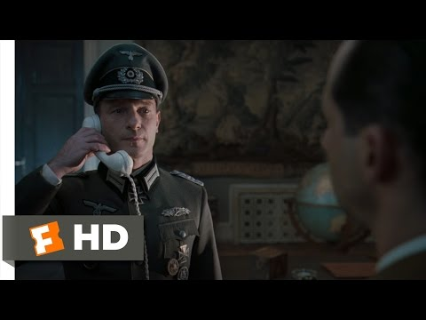 Valkyrie (9/11) Movie CLIP - A Phone Call (2008) HD