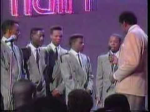 K 9 1989 New Edition performs You're Not My Kind of Girl 1989 - YouTube