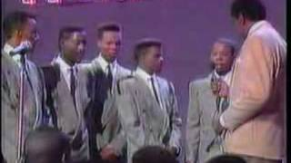 New Edition performs You're Not My Kind of Girl 1989