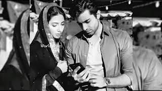 Mahira Khan And Sheheryar Munawar BTS Of Saat Din Mohabbat In