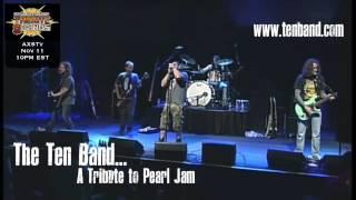 Baixar The Ten Band.. A Tribute to Pearl Jam - AXS TV November 11, 2014