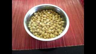 Video Recipe: How to cook Legumes like Chickpeas, Kidney Beans Using Pressure Cooker