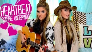 """Heartbeat"" by Carrie Underwood -Diamond Dixie {COVER}"