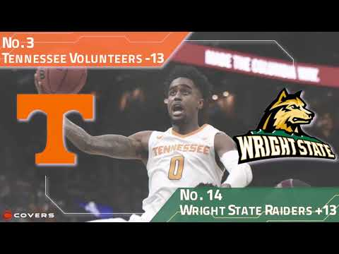 March Madness Betting Breakdown: No. 3 Tennessee vs. No. 14 Wright State
