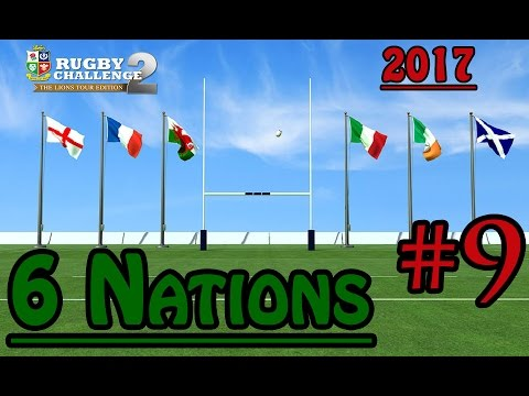 Six Nations 2017 – England vs Italy – Rugby Challenge 3