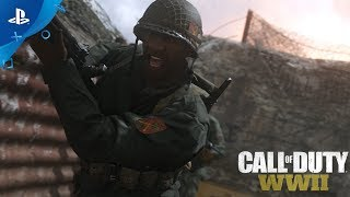 Call of Duty: WWII - PS4 Multiplayer Reveal Trailer | E3 2017
