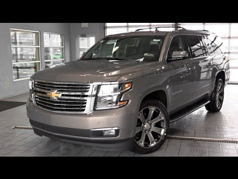 2017 Chevrolet Suburban: Review