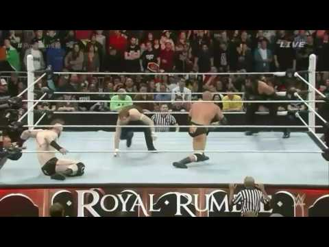 WWE Roman reigns Fake punch (VERY FUNNY)...