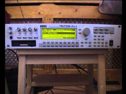 korg triton rack youtube rh youtube com korg triton rack manual download korg triton rack manual download