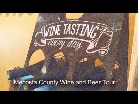 Mecosta County Wine Beer Tour