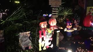 Fort Wilderness Christmas, Walt Disney World Orlando Florida