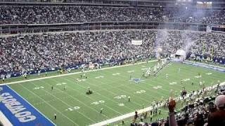 Cowboys vs 49ers 11-23-08
